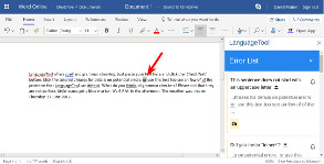 free online french spell and grammar checker